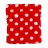Hotties Heated Pad with Red Polka Dot Cover (G)(VBHOTR)